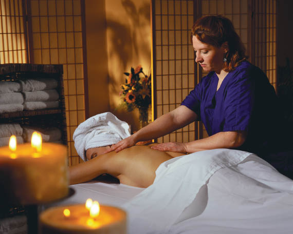 DEEP TISSUE MASSAGE, BODY COSMETIC TREATMENTS