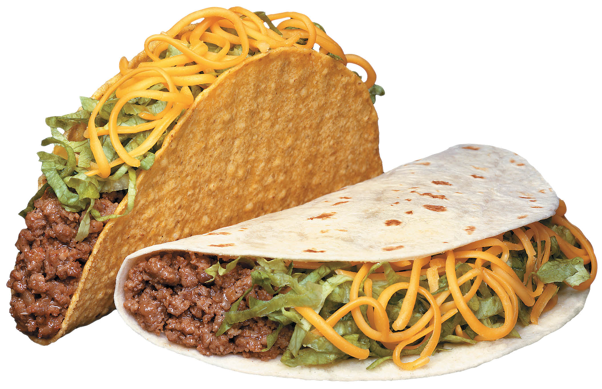 Delicious perfectly seasoned Mexican tacos for lunch or dinner