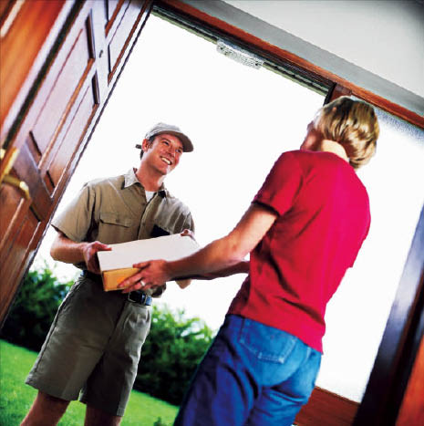 UPS delivers to your Littleton home