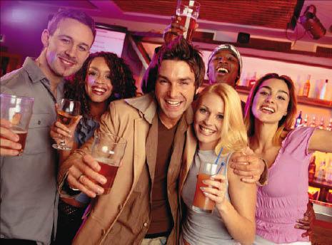 friends, beer, wine, relax, happy hour