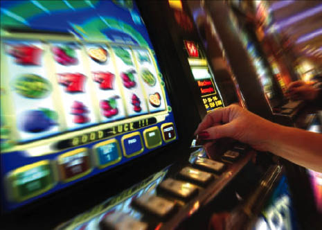 Cozy up to our slot machines in Westchester.