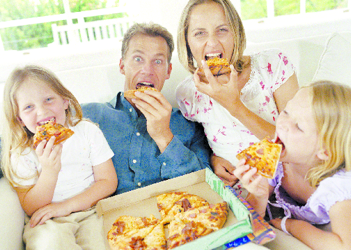 We have New York Pizza menu options to feed the entire family