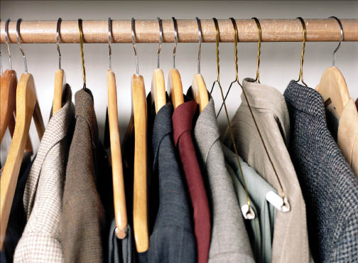 Affordable dry cleaning suits, jackets, pants and shirts in Austin, TX