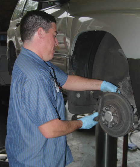 Middletown Auto Repair tire rotation
