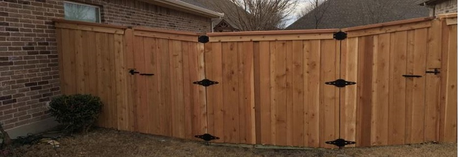 P&S Fencing & Decking in Midlothian, TX banner