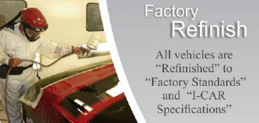 service technician working at Palm Springs Ford-Lincoln in Cathedral City, California