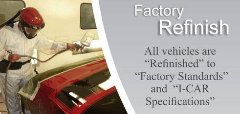 Auto body repair near Thousand Palms