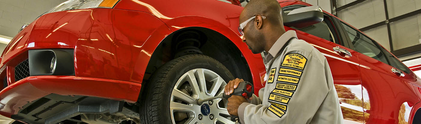 We offer wheel balancing, tire rotation and tire pressure checks