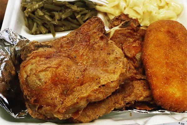 southern comfort food Dallas