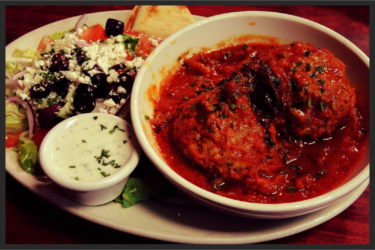 Enjoy a delicious lunch or dinner at Padria Mediterranean Cafe in Kirkland, WA