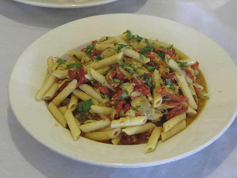 Penne Venezia available at Paesano Pizzeria & Ristorante in Vernon NJ