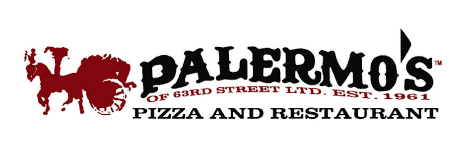 Palermo's of 63rd Pizza and Restaurant banner Chicago, IL