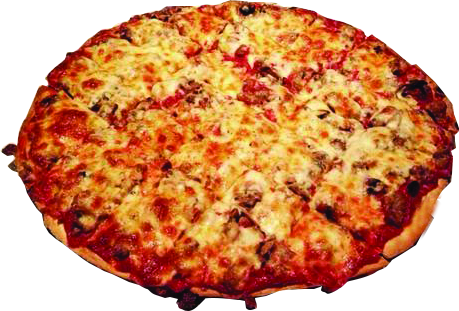 Palermo's Chicago-style cheese pizza