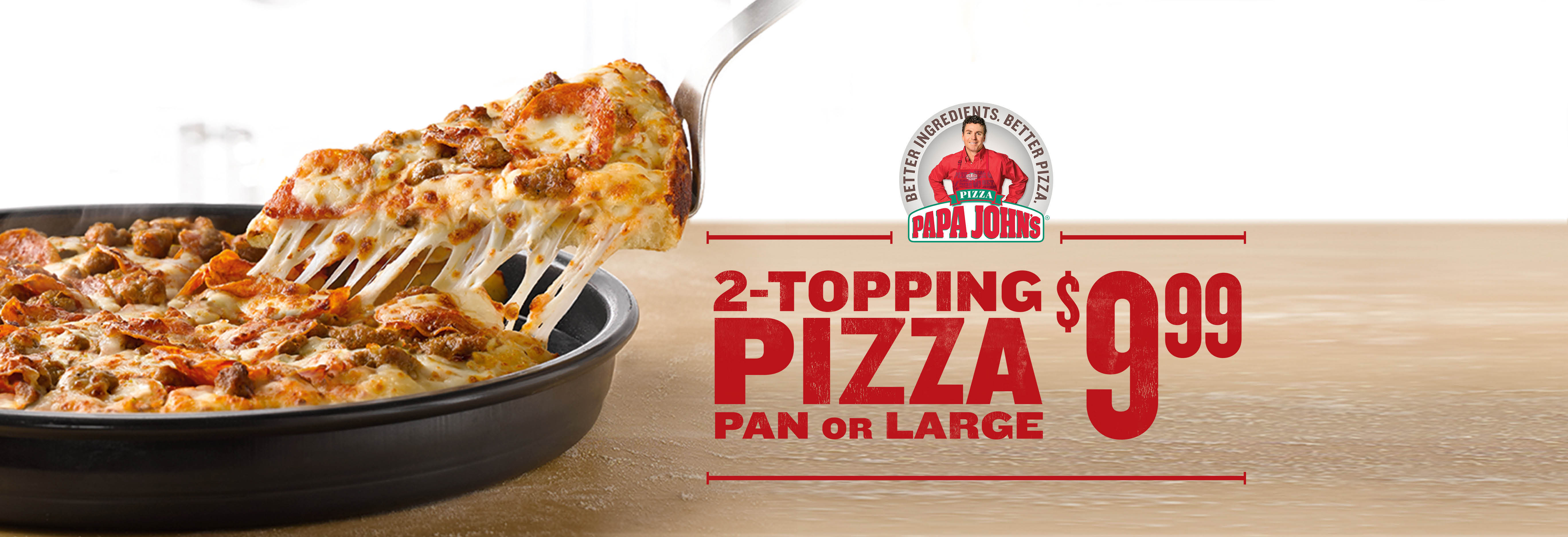 Papa John's Pizza Deals