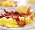 breakfast, eggs, coffee, diner