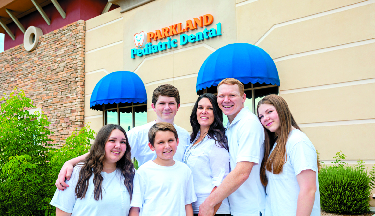 parkland pediatric dental staff