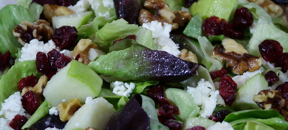 Try one of our fresh salads like a Tossed Salad, Greek Salad, Chef Salad, Tuna Salad, Caesar Salad and many others.