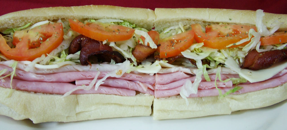 All of Pasquale's Subs are now available with choice of: Our Soft Homemade Roll or Hard Philadelphia Roll