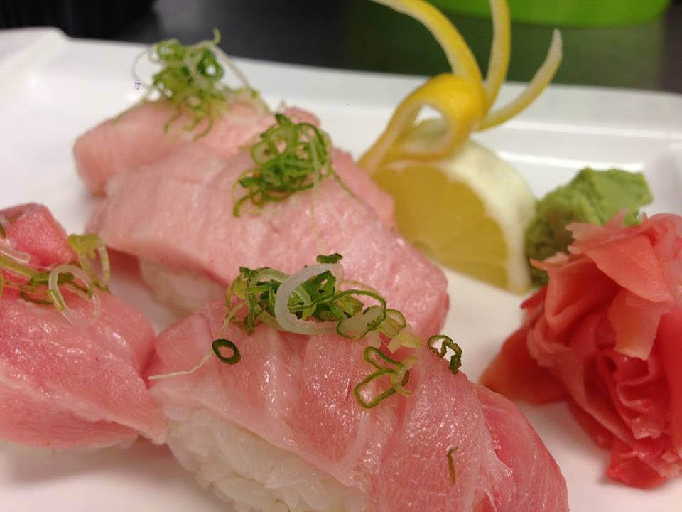 Sushi, fine dining ;Ashburn, VA