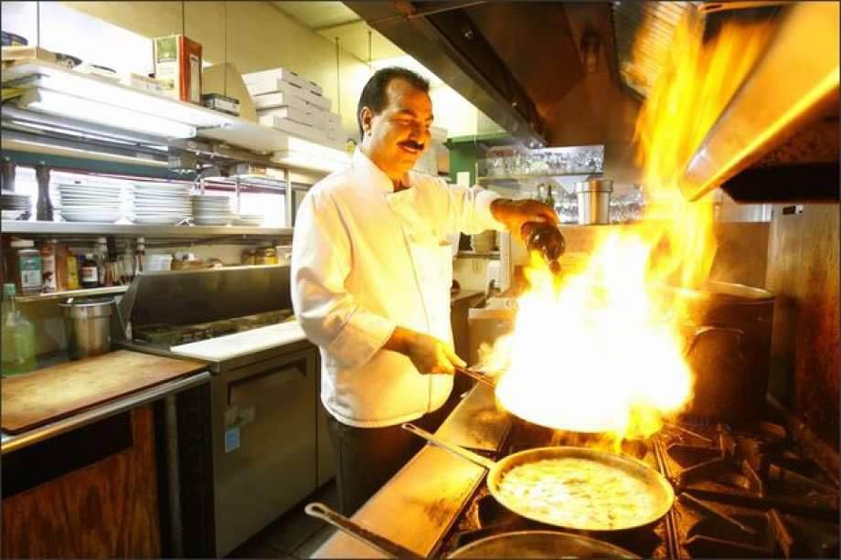 Pasta Freska Ristorante - Seattle, WA - Queen Anne - Seattle Italian restaurants - Chef Mike Horri
