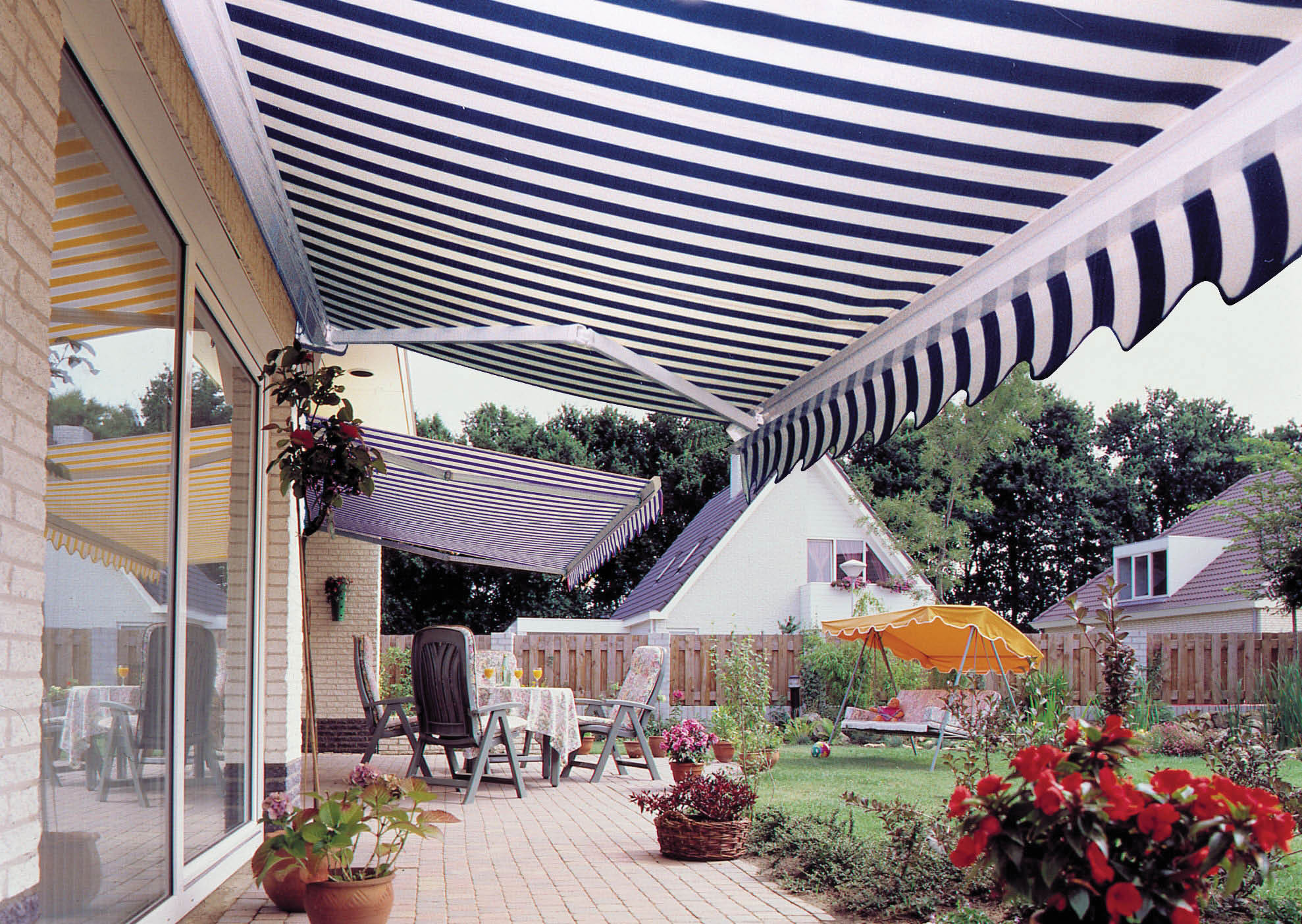 Rochester awning Contractor Patio Enclosures