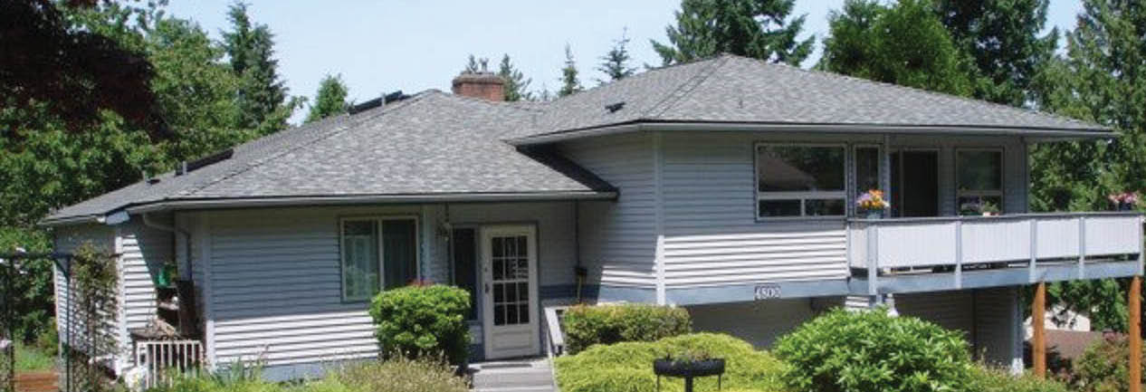 Patriot Roofing main banner image - Gig Harbor, WA