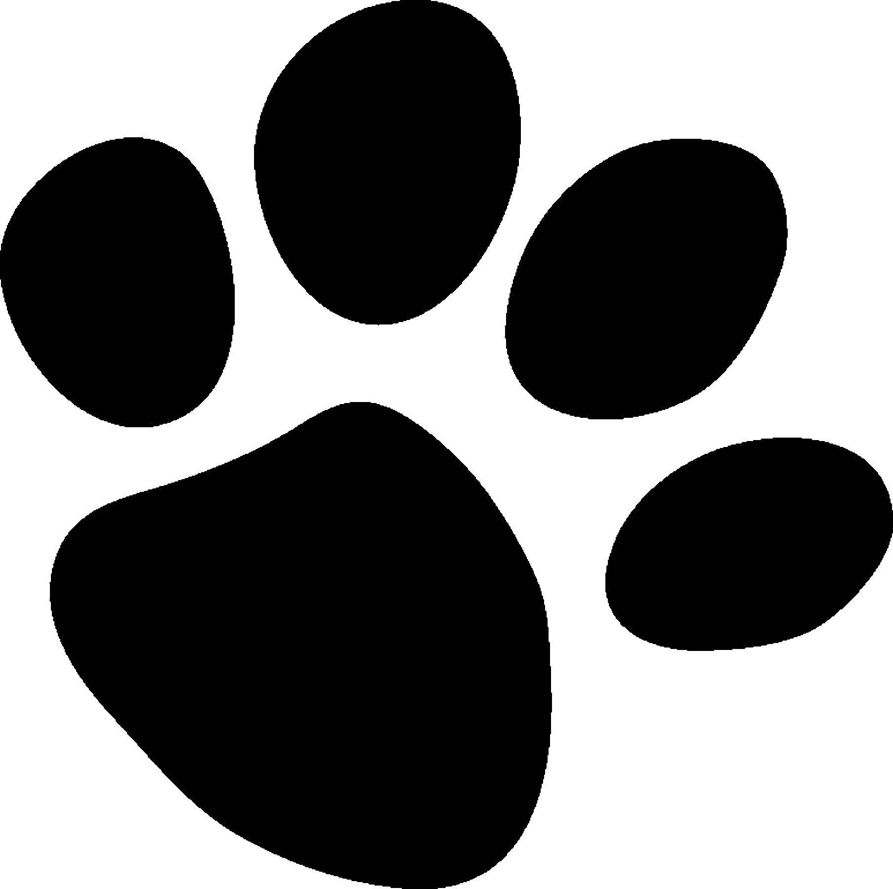 Paw-print logo