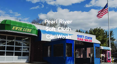 soft cloth car wash exterior