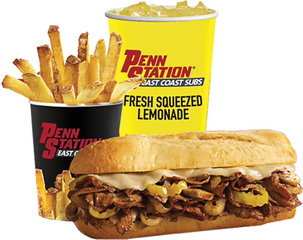 photo of Penn Station East Coast Subs meal in Greater Lansing, MI area