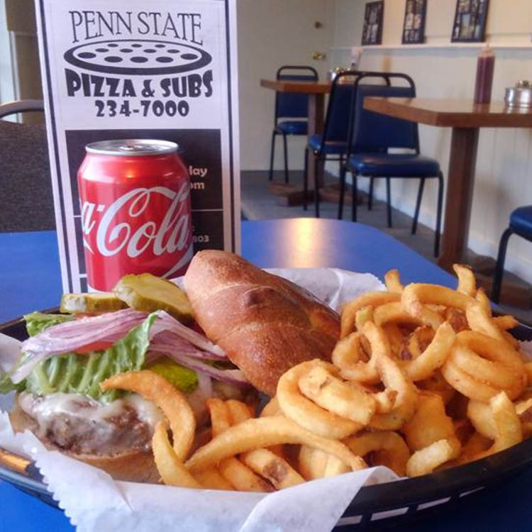American and Italian food in State College