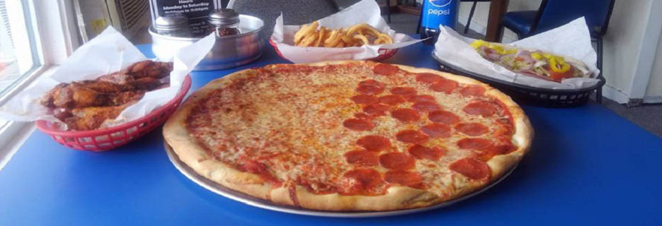 Penn State Pizza & Subs in State College, PA banner ad