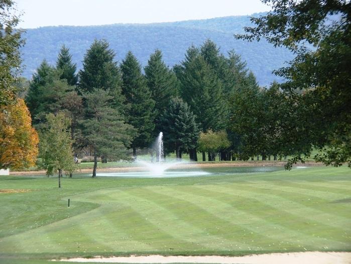 Golf course near Forest Ville, University Park