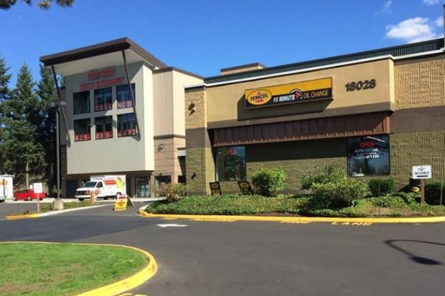 Outside Pennzoil 10 Minute Oil Change in Redmond, Washington - general auto repair - auto maintenance