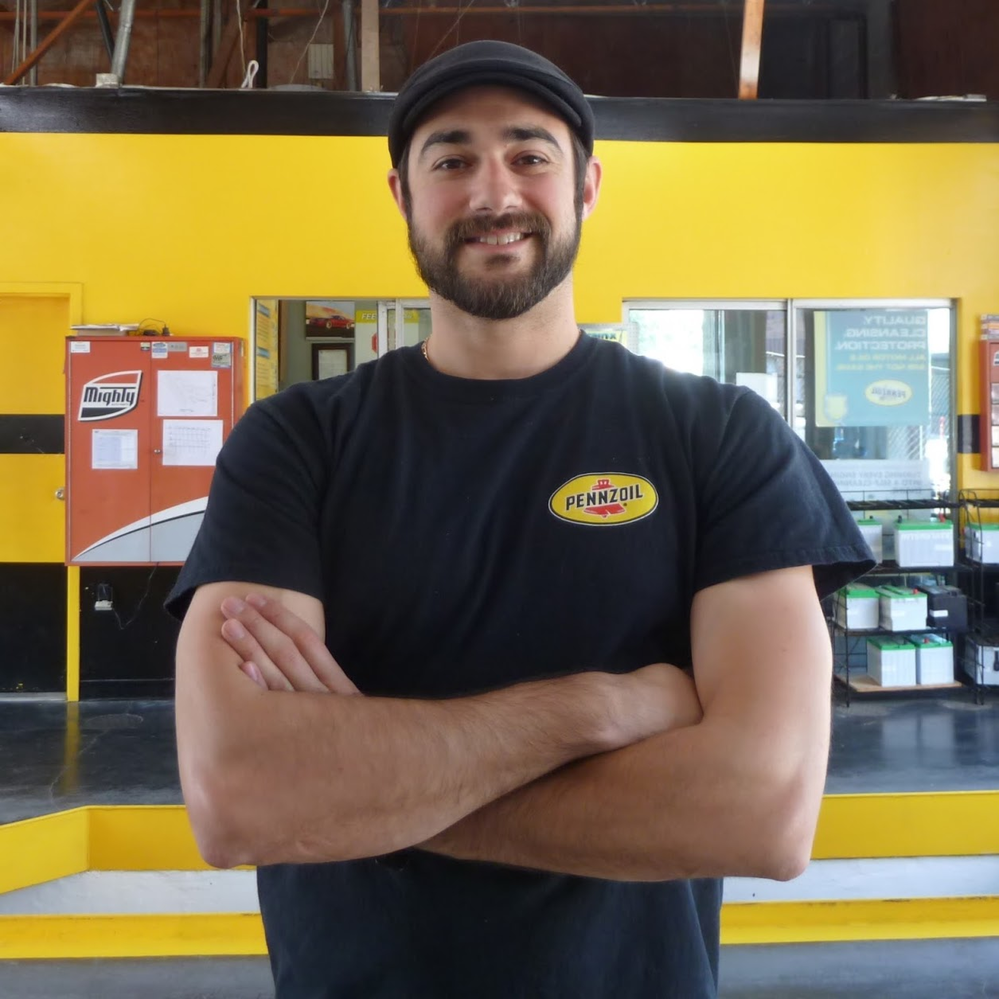 Pennzoil 10 Minute Oil Change - Redmond, WA - George Xidias, Owner/Operator
