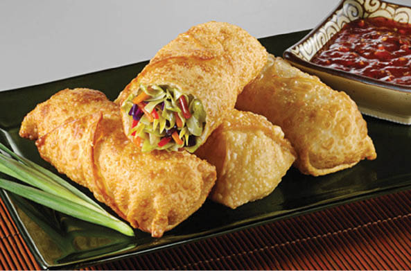 Picture of Peony Chinese Restaurant egg rolls near Brookfield, WI