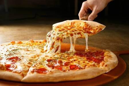 pan pizza people's choice pizza newnan, ga