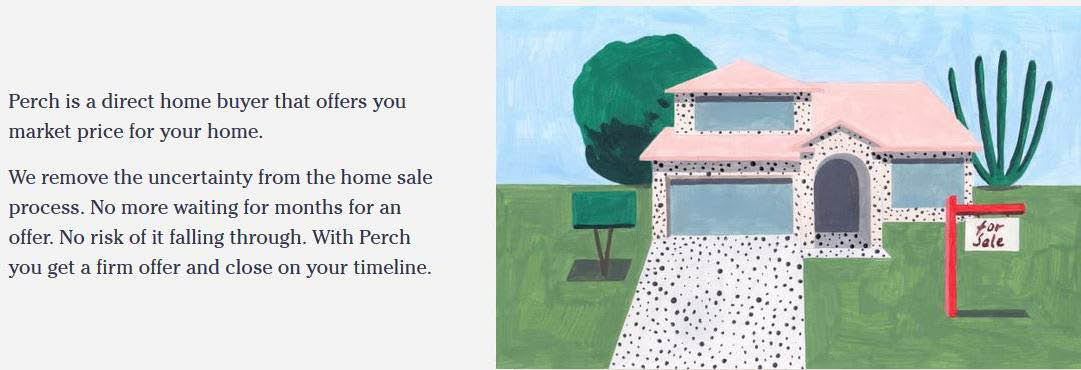 Perch Homes in New York, NY banner