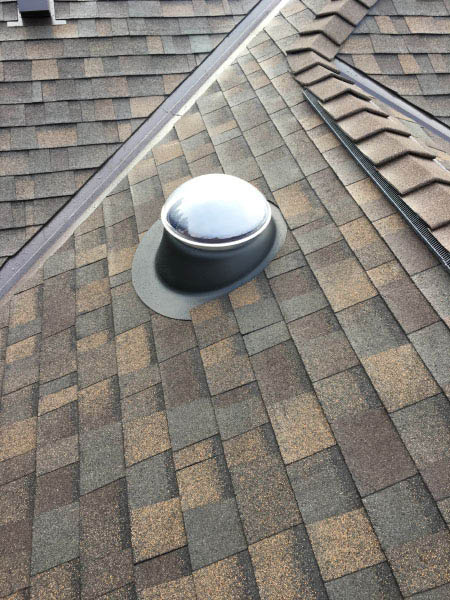 Performance Roofing - Solatubes - professional roofing - professional roofers in Washington state - expert roofers