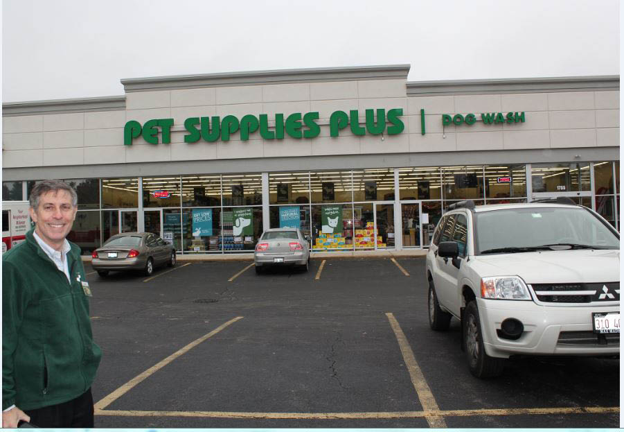 Pet Supplies Plus has 11 locations around the Chicagoland suburbs.