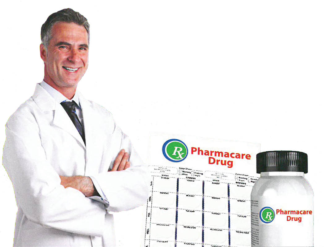 Picture of pharmacist at Pharmacare Drug in Belleville