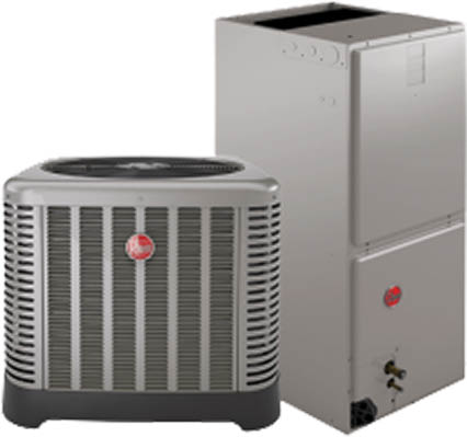 Rheem Air Conditioning Units from Phoenix Home Services, LLC in Hackettstown NJ