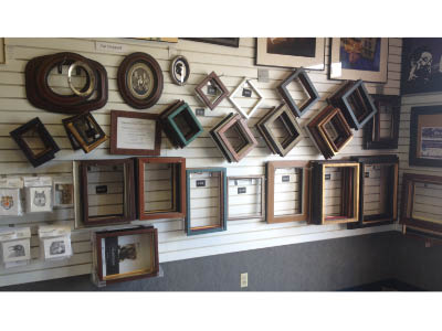 Ready-made-frames in many sizes