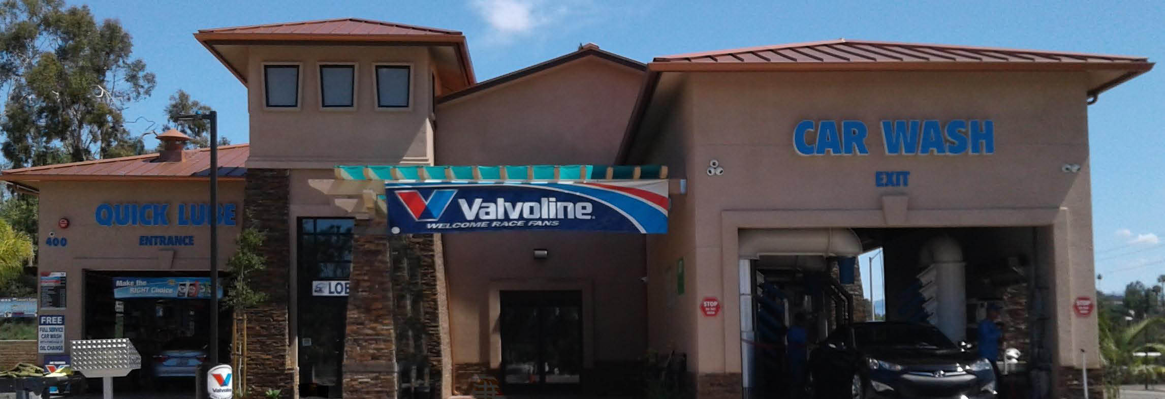 Tal of the Town Car Wash, Oil Change, and Lube Center