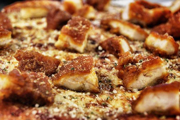 Best Chicken Wings Pizza in Buffalo