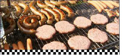 Traditional BBQ catered by Picnic Depot - Ginette's Deli in Flanders NJ