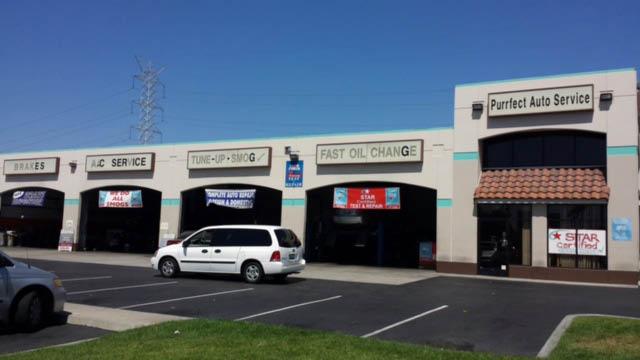 Purrfect Auto Service Brake Inspection, Pico Rivera, CA toyota car repair estimates