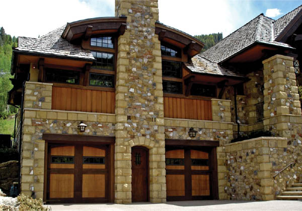 Garage door design ideas O'Brien garage doors in Dallas, Texas