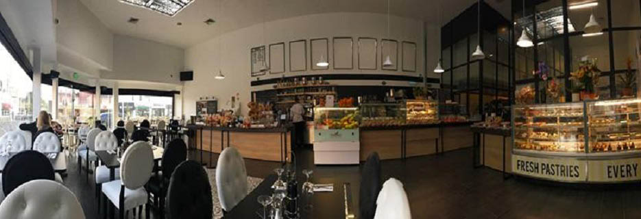 Image of Pietris Bakery and eating area banner