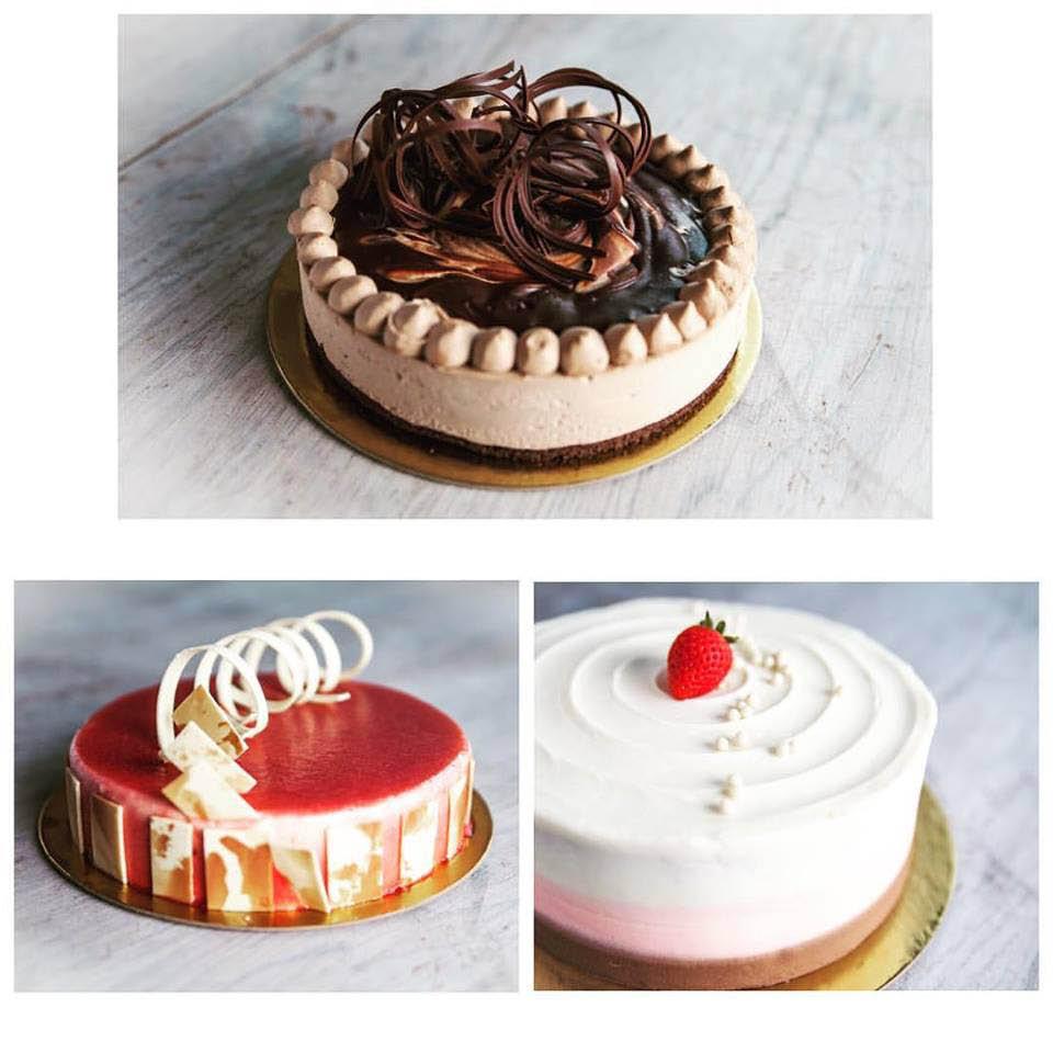 Freshly Baked Custom Made Cakes & Desserts