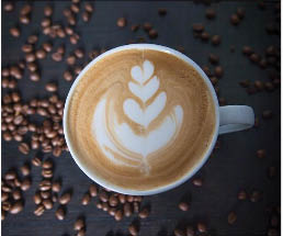 Delicious Fresh Coffee, Specialty Coffees and Teas